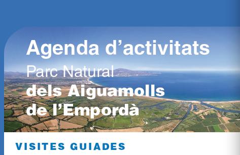 Agenda d'activitats Parc Natural Aiguamolls de l'Empordà