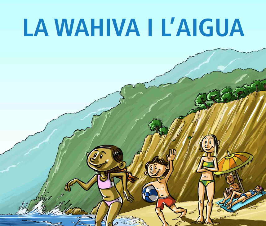 La Wahiva i l'aigua