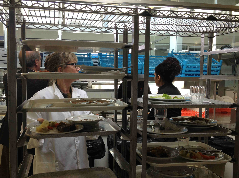 Malbaratament alimentari a l'Escola d'Hostaleria i Turisme de Girona