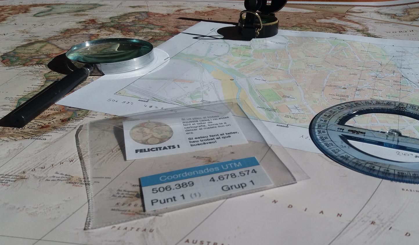Taller de Cartografia