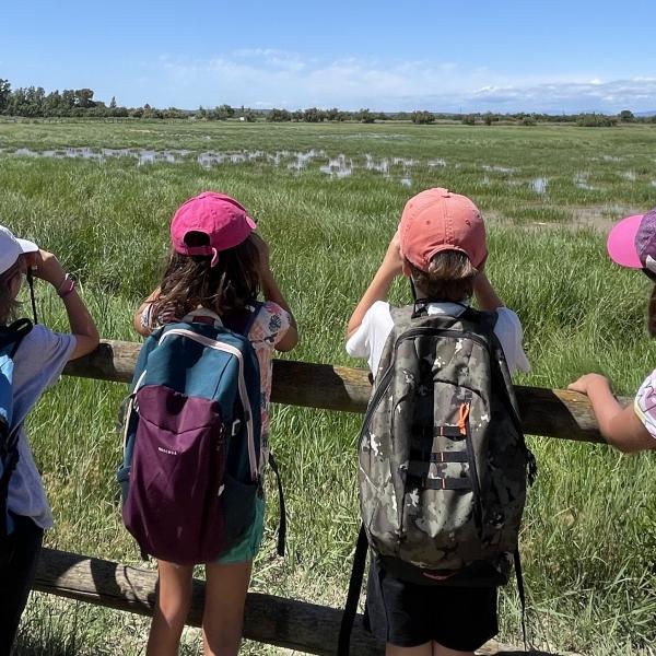 Casal de Natura del Parc Natural dels Aiguamolls de l'Empordà