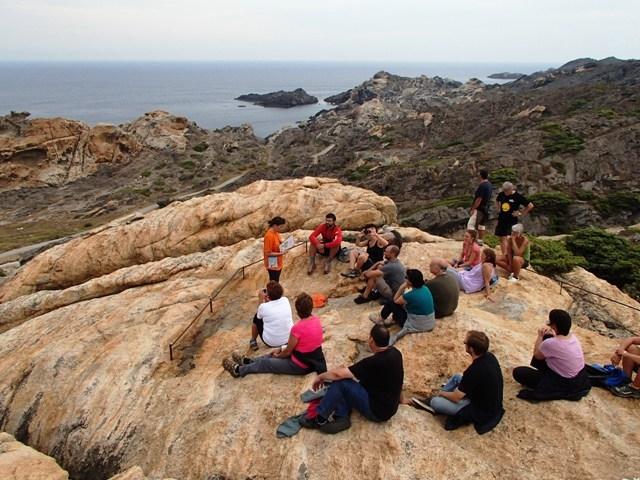 Visita guiada al Paratge de Tudela, Parc Natural del Cap de Creus